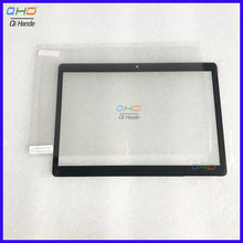 Nuevas Tablets Touch 10,1 pulgadas para Vivax TPC-101 3G pantalla táctil capacitiva panel reemplazo Vivax TPC 101 3g tableta multitáctil(China)