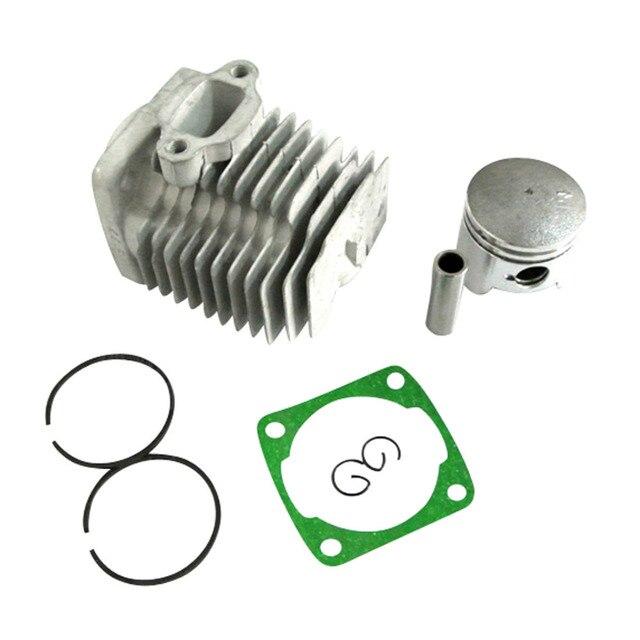 Engine Rebuild Kit Pocket Bike 44mm Cylinder Barrel Head 47cc ATV Quad Dirt Bike