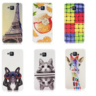 "Huawei Ascend XT H1611 Case 6.0 "" TPU Cartoon Painting Case For Huawei Ascend XT Silicone Back Cover Phone Case For Huawei XT"