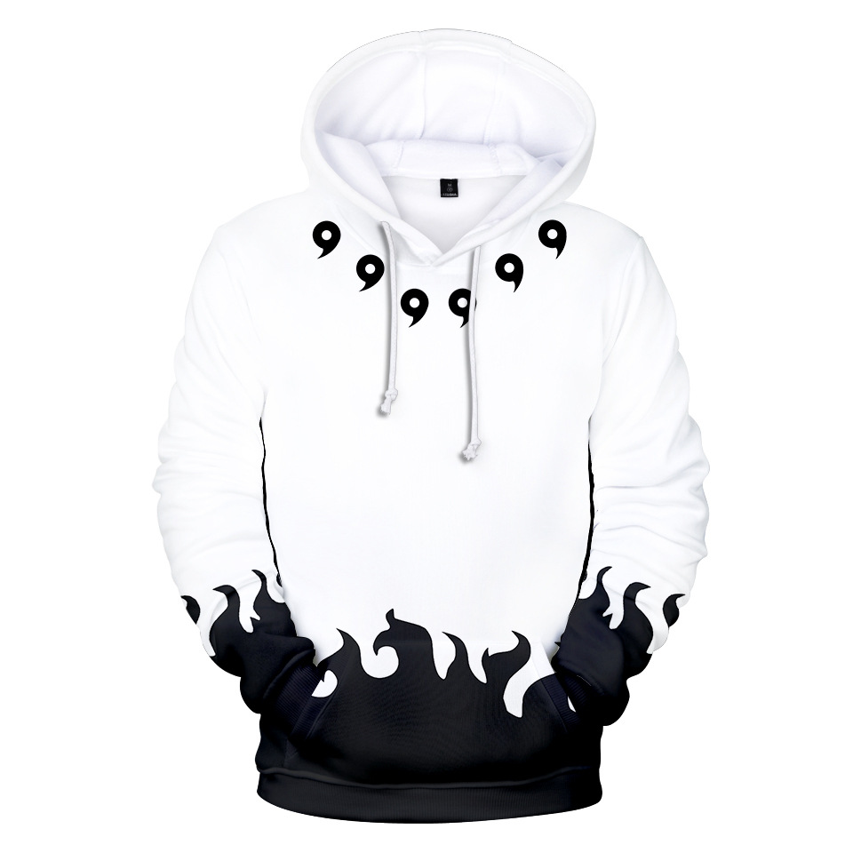 3D Anime Naruto Hoodie Men Women Sweat Long Sleeve Cosplay Harajuku Sweatshirts Tracksuit Pullovers Jacket Hoodies Clothes