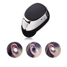 Mini7 Cancelación de Ruido Bluetooth Auricular Bluetooth Música Deportes Auricular Pequeño Corriendo Auricular Inalámbrico de Manos Libres de Micrófono