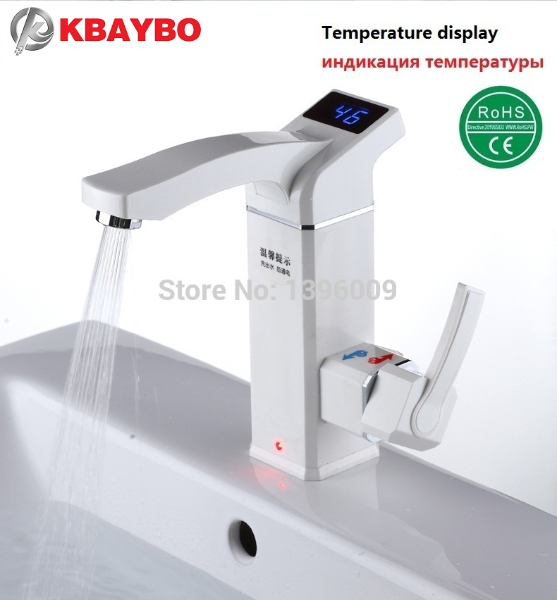3500W Electric Instant Water Heater Tap Instantaneous Electric Hot Water Faucet Tankless Heating Bathroom Kitchen Faucet. Popular Water Heater Bathroom Buy Cheap Water Heater Bathroom lots