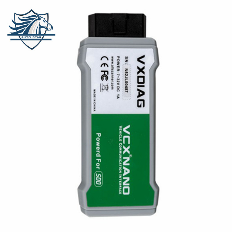 Newest Top Quality Free shipping USB Version Allscanner VXDIAG VCX NANO for Land Rover and Jaguar Software V145 Free Shipping vxdiag vcx nano for land rover for jaguar software ssd v141 for all protocols for jlrids v141 free update