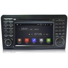 2G RAM Android 8.1 Car DVD Player For Mercedes/Benz/GL ML CLASS W164 ML350 ML500 X164 GL320 car radio gps tape recorder stereo