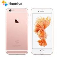 Free shipping Original Unlocked Apple iPhone 6S 2GB RAM 16/64/128GB ROM Dual Core 4.7'' 12.0MP Camera A9 4G LTE cell phone