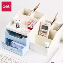 Многофункциональная коробка для хранения документов deli поднос