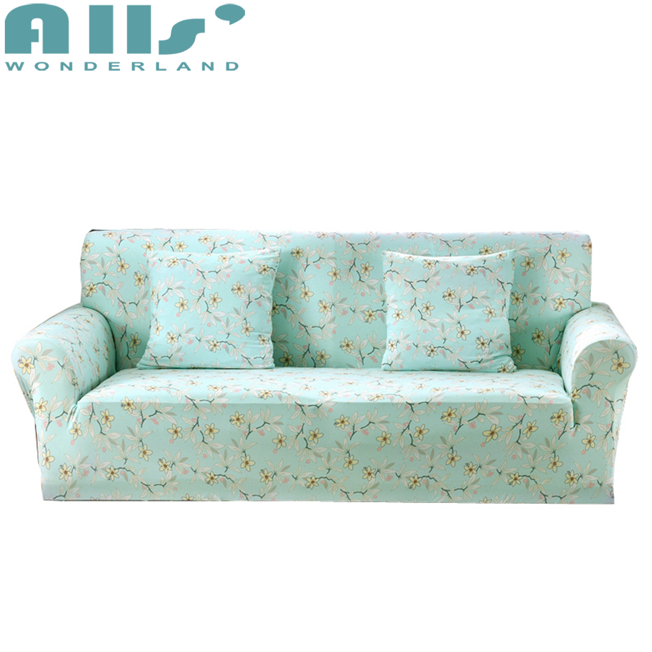 Furniture Covers For Couches Floral Decoration Sofa