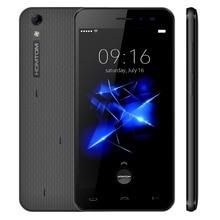 Оригинал Homtom HT16 Pro 5.0 дюймов Сотовый Телефон Android 6.0 MTK6737 Quad Core 1.3 ГГц 2 ГБ RAM 16 ГБ ROM Смартфон 13MP Камера 4 Г
