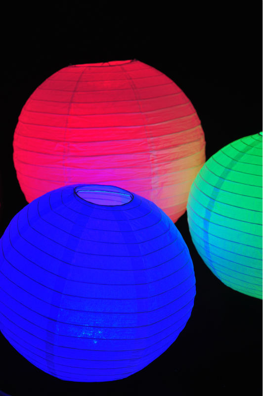 High Quality led festival lights