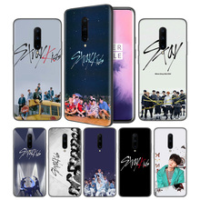 Stray Kids Soft Black Silicone Case Cover for OnePlus 6 6T 7 Pro 5G Ultra-thin TPU Phone Back Protective