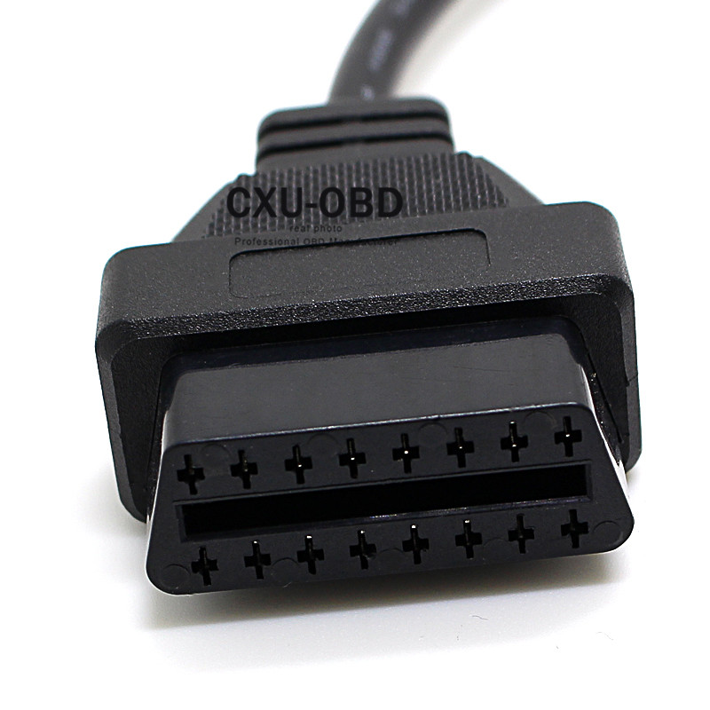 US $7 5 |For Honda 3pin OBD1 Adapter OBD2 OBDII for Honda 3 pin to 16 pin  Connector-in Car Diagnostic Cables & Connectors from Automobiles &