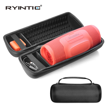 2019 Portable Carrying Case for JBL Charge 4 Bluetooth Speaker Case with Shoulder Strap Protective Cover for jbl Charge4 Speaker