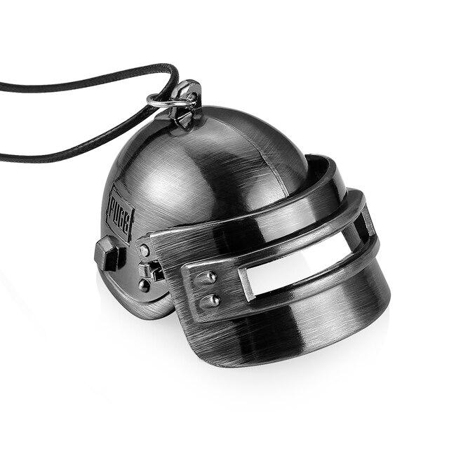 PUBG Level 3 Car Automobile Rearview Mirror 3D Helmet