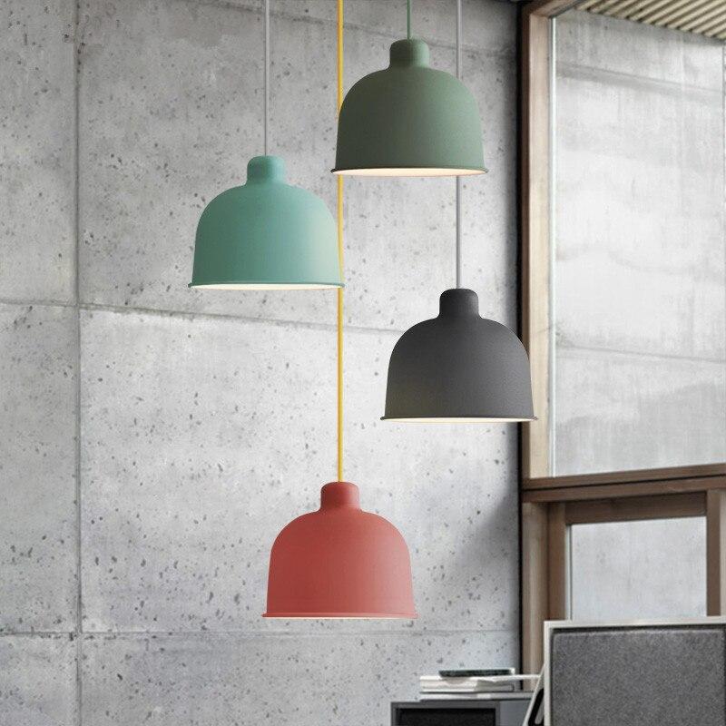 Modern Pendant Light Nordic Hanging Lamp Vintage Pendant Lamps Rustic Suspension Luminaire Kitchen Light Fixtures Lamp