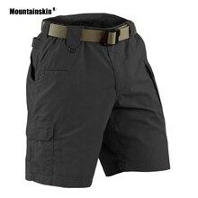 Горные мужские летние уличные спортивные походные шорты для отдыха, Походов, Кемпинга, бега, свободные мужские альпинистские короткие брюки VA442