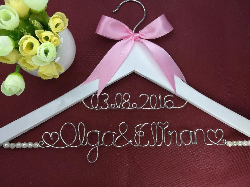 Renda Pribadi Pernikahan Hanger, hadiah pengiring pengantin, - Organisasi dan penyimpanan di rumah