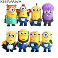 Despicable Me  Figure doll Toys 8pcs/lot free shipping