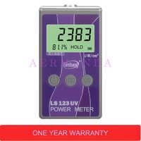 UV leistungsmesser Intensität Meter LS123 Uv durchlässigkeit messung uv-strahlung leuchtdichte