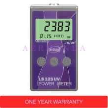UV power meter Intensity Meter LS123 Ultraviolet transmittance measurement UV radiation luminance