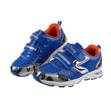 Kids Sneakers Nonslip Shockproof Children Sport Shoes PU Boys Girls Running Shoes Online Stores