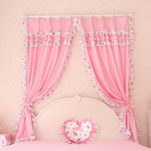cortinas para la sala de estar cortinas de algodn de alta calidad para nios nios
