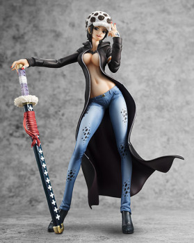 One Piece - Trafalgar Law (Female Ver.) 1