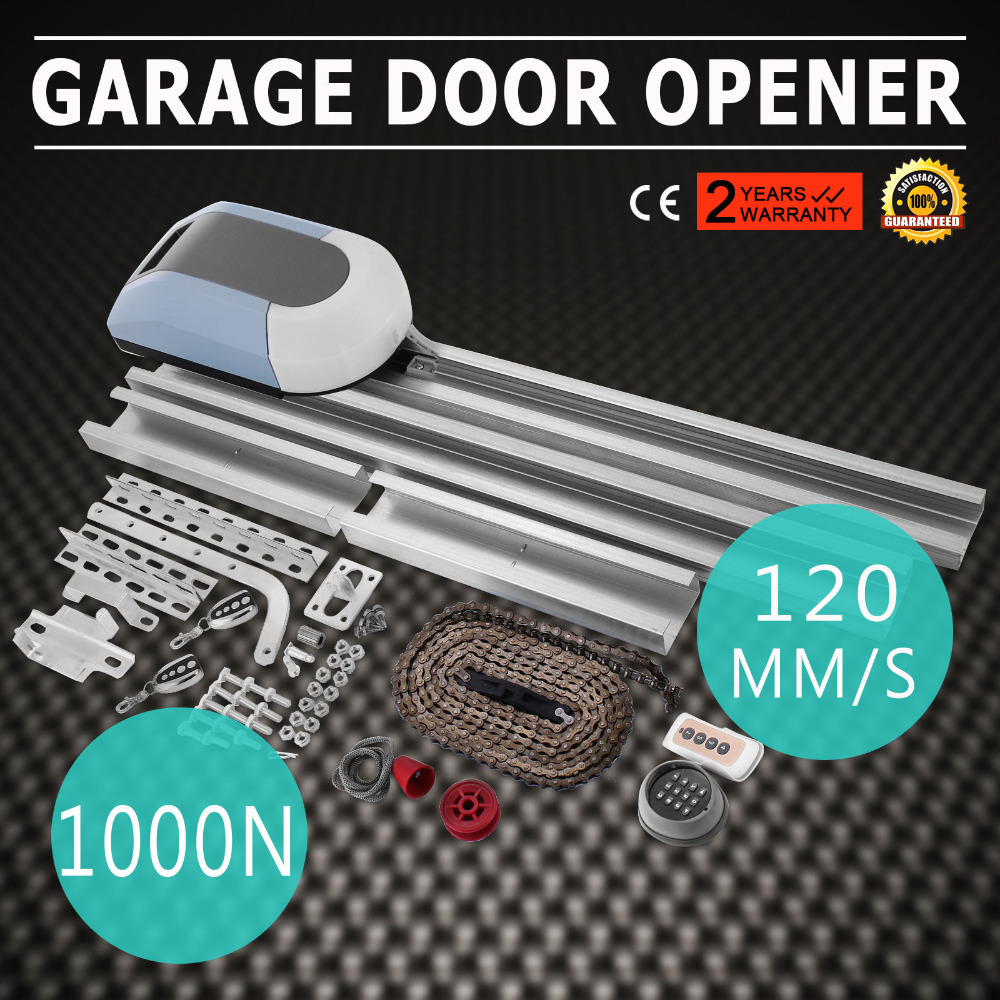 Garage Door Opener Garage Engine Operator Gate 1000N 200W Max Roller Electric ON SALE GREAT