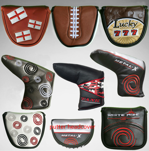 08f62a8ddcf Golf bar set push rod set club sets golf push rod set rod wigs protective  case golf headcovers