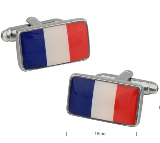 Factory Price Retail Men's Cufflinks Brass Material
