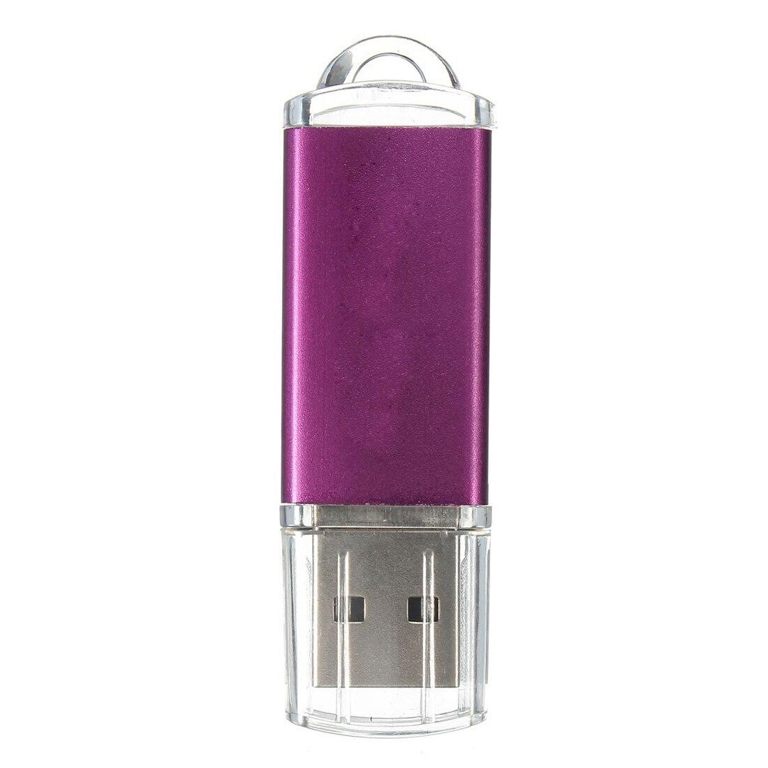 Better Shopping Better Living 32GB USB Stick 2.0 Memory Stick Flash Drive Memory Stick data storage Stick Purple