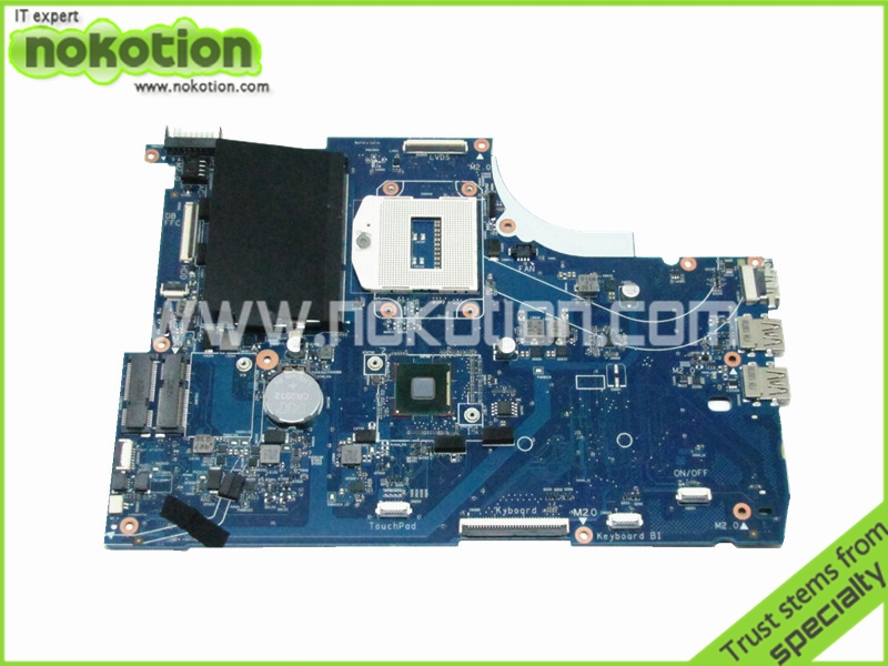Laptop Motherboard for HP ENVY15 720565-501 W8STD HM87 GMA HD5000 DDR3 Intel Mother Board 100% Good Tested laptop motherboard for hp 2000 2b 685783 501 6050a2493101 mb a02 hm77 gma hd4000 ddr3