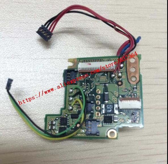 95% Original DC/DC D600 power board for <font><b>Nikon</b></font> D600 Powerboard <font><b>D610</b></font> power board slr camera repair <font><b>parts</b></font> image