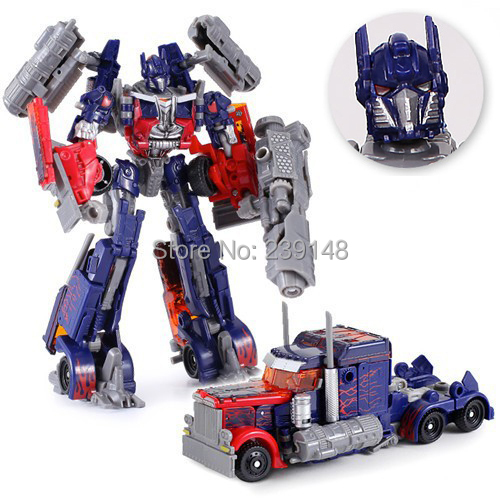 Original box Transformation Optimus Prime Bumblebee Cars Brinquedos Robots Action Figures Classic Toy boys juguetes gift - Young Money store