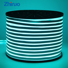 ZHINUO 12V RGB LED Strip SMD5050 LED Neon Lights Belt 16 Colors Changable 5050 Waterproof Strips With Remote Controller 72LEDs/m