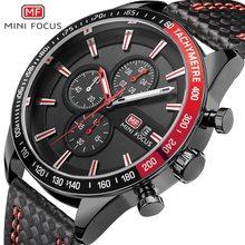 MINIFOCUS New 2019 Quartz Watch Top Brand Wrist Watches Men Military Multifunction Clock Hodinky Montre Homme Relogio Masculino