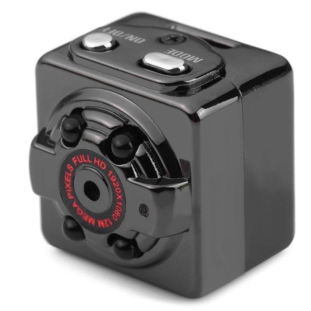 2016 Newest SQ8 Mini Car DVR Camera Recorder Portable 1080P Full HD Dashcam Registrator Parking Recorder 12MP Image Resolution