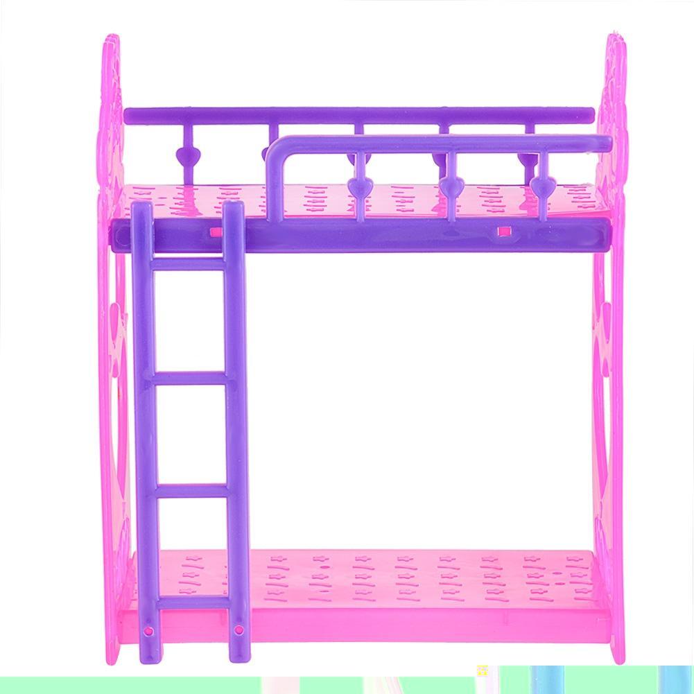 LeadingStar Kunststoff Doppelbettrahmen Für Kelly Barbie puppe ...
