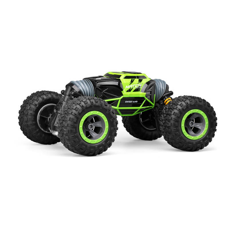 2018 New Remote Control Cars All-terrain Off-Road Vehicle Truck Toy RC Car 1:16 2.4G 4WD Driving Car Transformation Toy