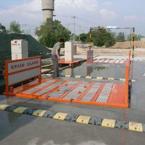 Grand véhicule de Construction lave-linge grand chantier équipement de lavage lavage grande Turbine utilisation à l'extérieur