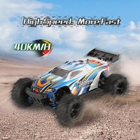 1/18 4WD RC Off Road Buggy Vehicle Toy Car High Speed Racing Car for Pioneer RTR Monster Truck Remote Control Toy Gift For Kids
