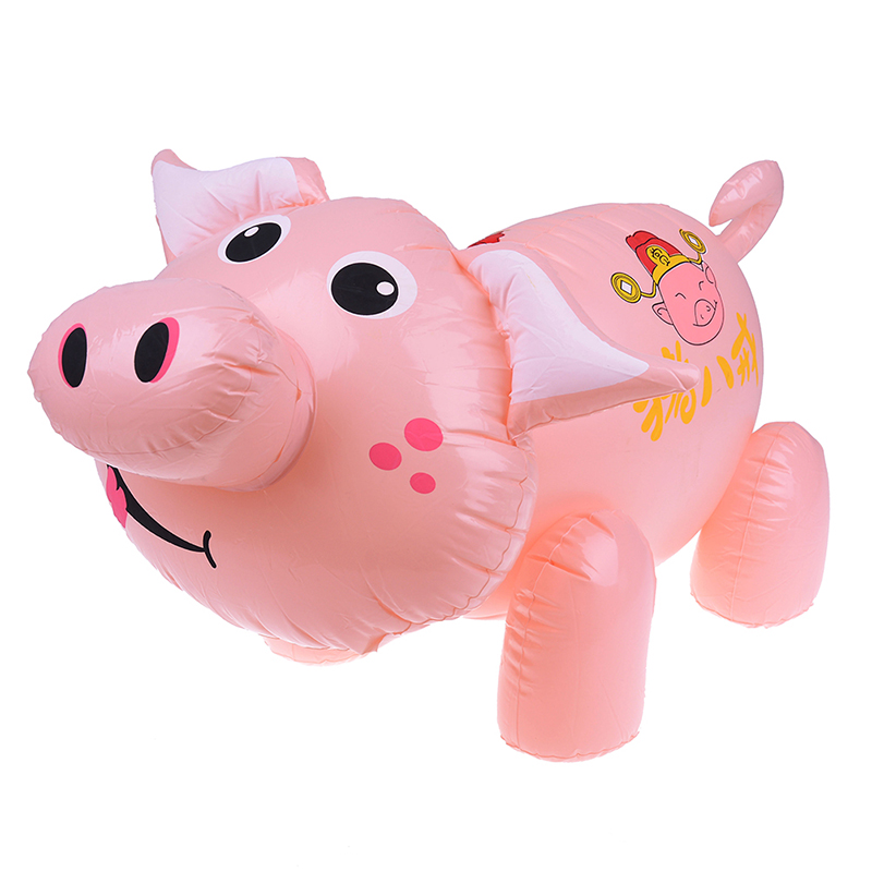 Pig Party Inflatables Toys Latest Technology Inflatable Animals Pig Hot Sale Personalized 2.9x1.5x2 Meters Big Inflatable Pig
