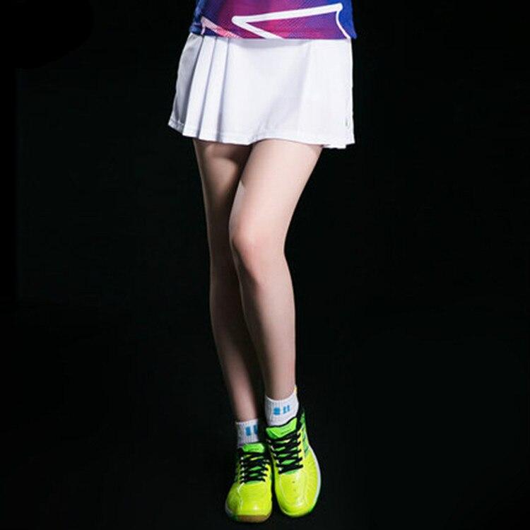 Gastfreundlich Air-durchlässigen Schnell Trocknend Frauen Sport Shorts Tennis Rock Weibliche Übung Gym Kurze Hosen Laufen Fitness Pantskirt Sport & Unterhaltung