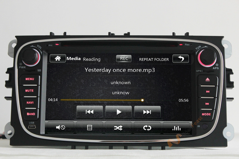 Aliexpress.com  Buy Car Stereo GPS Navigation for Ford Focus S max Kuga Mondeo Radio RDS DVD Player Multimedia Headunit Sat Nav Autoradio Bluetooth from ... & Aliexpress.com : Buy Car Stereo GPS Navigation for Ford Focus S ... markmcfarlin.com