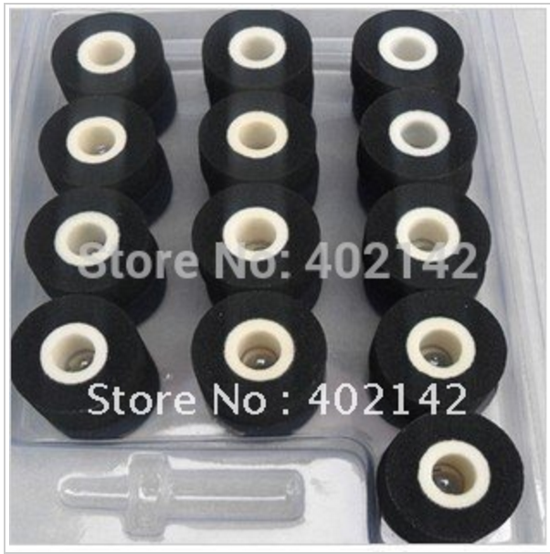 48pcs 36*32mm ink roll for solid ink coding machine+ free ship