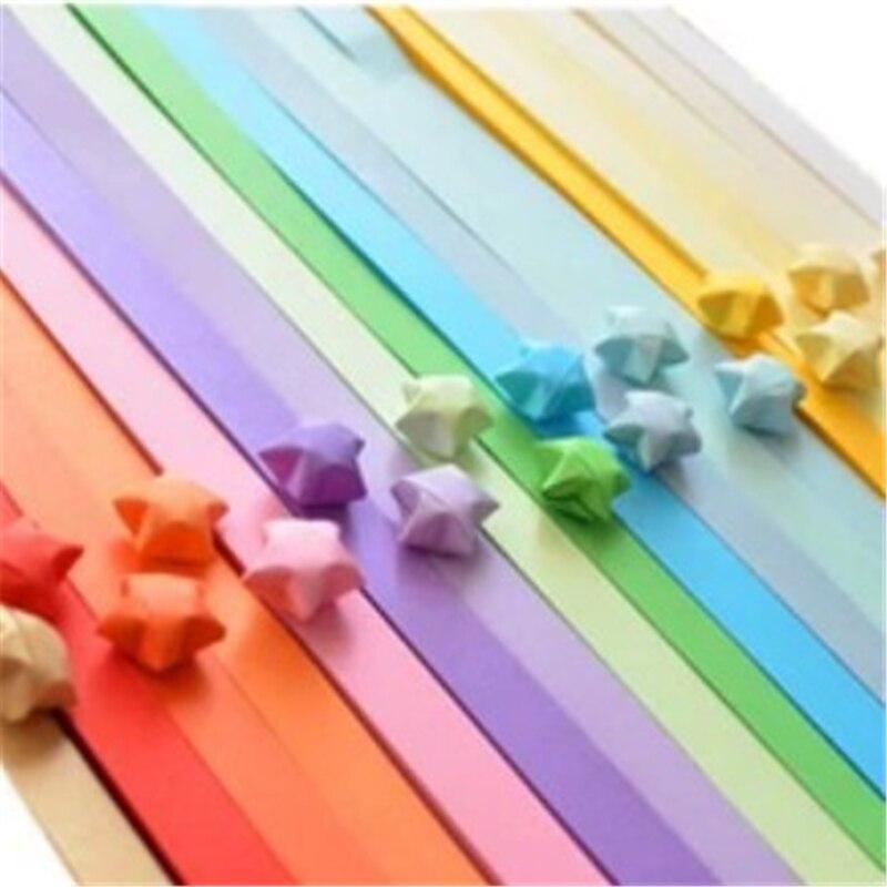 ①Keythemelife 800 rayas artesanía decorativa DIY de cinco puntas ...