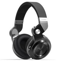 Bluedio T2 Bluetooth Headphone Over Ear Wireless Foldable Headphones With Mic BT 4 1 FM Radio