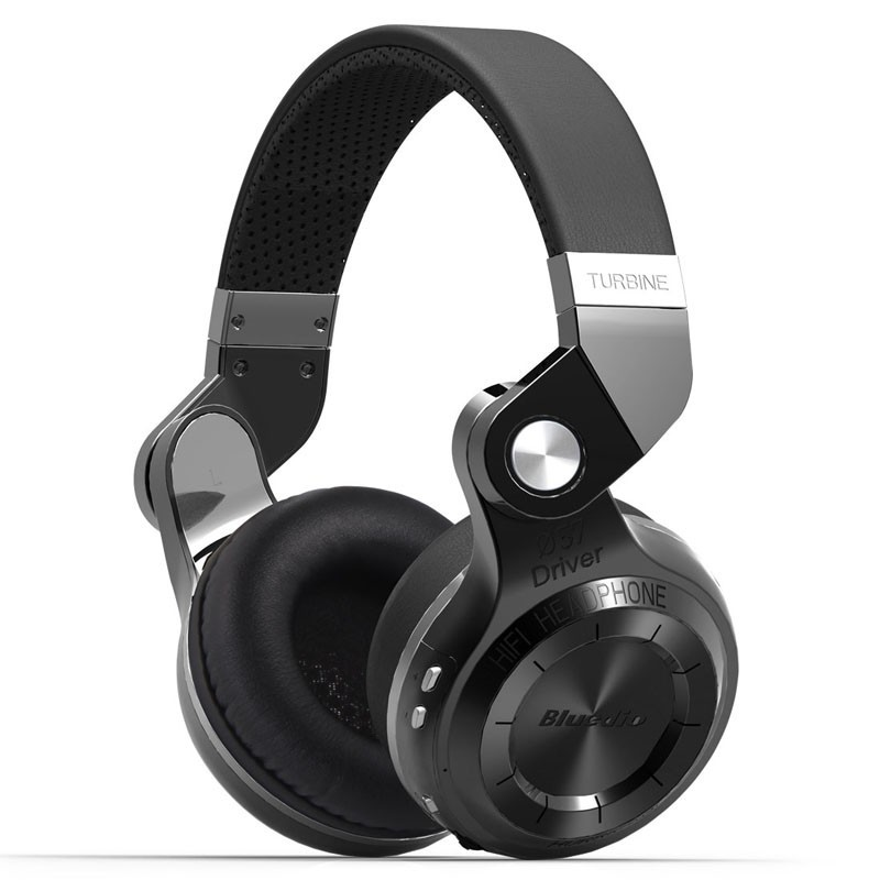 Bluedio T2+ Bluetooth Headphone Over-Ear Wireless Foldable Headphones with Mic BT 4.1 FM Radio SD Card Headset bluedio h bluetooth headphone stereo wireless earphones built in mic micro sd fm radio over ear noise canceling hifi headset