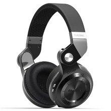 Bluedio T2 + Bluetooth Наушники За Наушники-Вкладыши Беспроводной Складные Наушники с Микрофоном BT 4.1 FM Радио SD Карты Гарнитуры