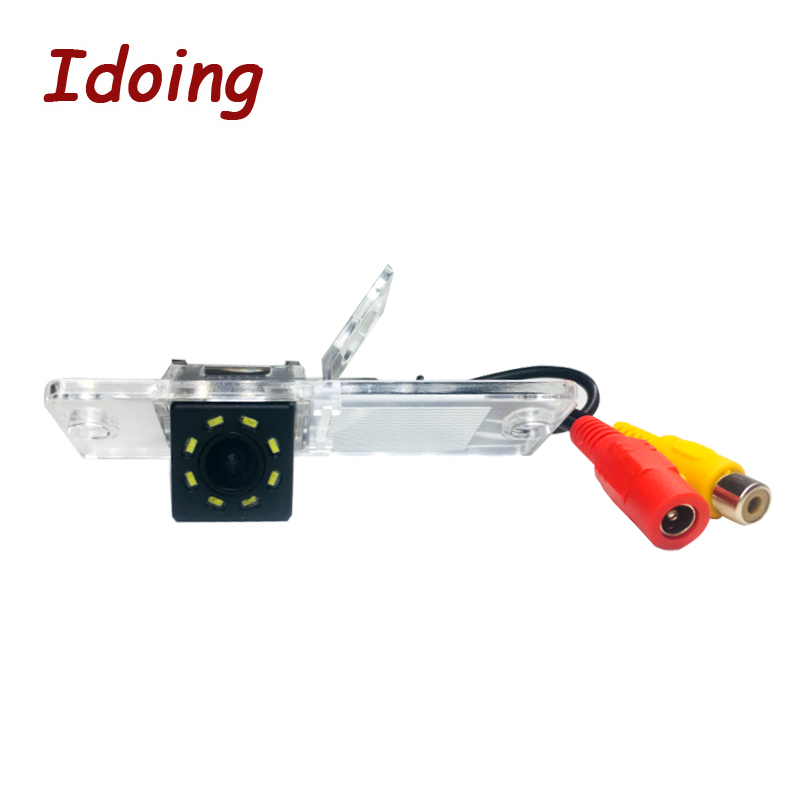 Idoing CCD Car Rear Camera For MITSUBISHI PAJERO V97 Car Multimedia DVD Audio Vedio Player