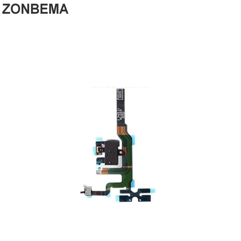 ZONBEMA 50PCS NEW Headphone Audio Jack Volume Button For